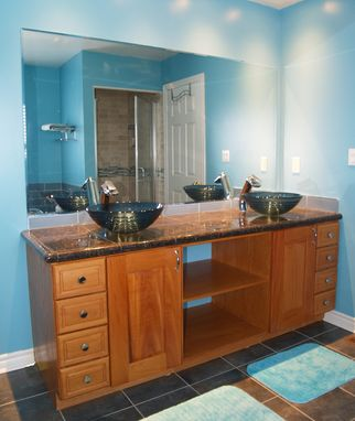 Custom Made Custom Made Bathroom Vanity
