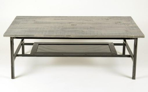 Custom Made Seneca Coffee Table