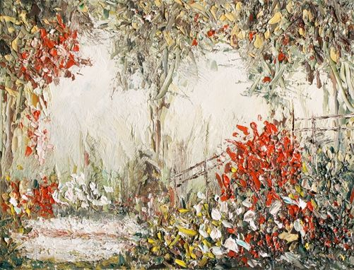 Custom Made Landscape Painting - Mixed Styles