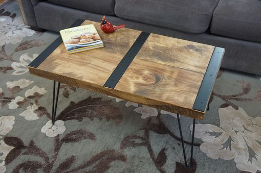 Custom Made Corsett Coffee Table