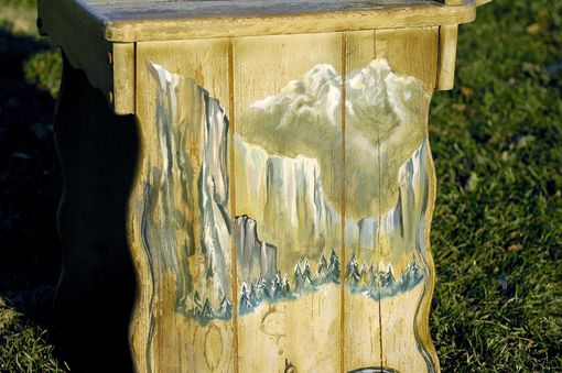 Custom Made Repurposed And Painted Furniture