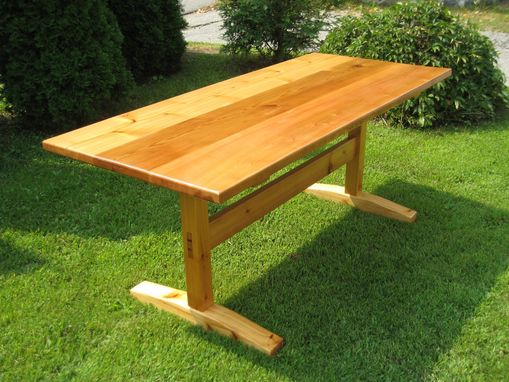 Custom Made Picnic Table