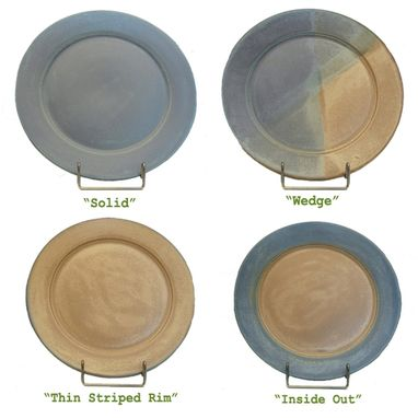 Custom Made Pottery Soup Bowl - Choose Your Glaze Color And Style
