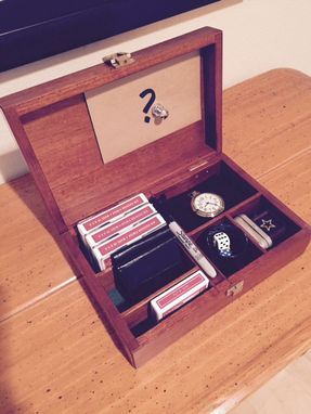 Custom Made Magic Box For Close Up Magic