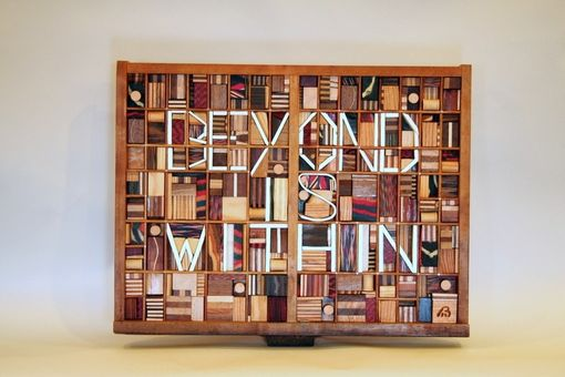 Custom Made Sculpture - Beyond Is Within