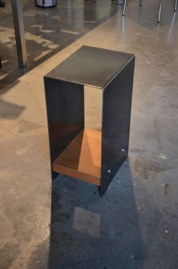 Custom Made Bespoke Side Table