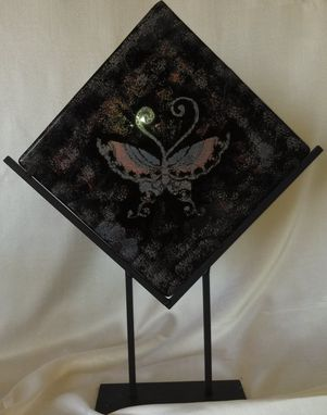Custom Made Butterfly Art Piece