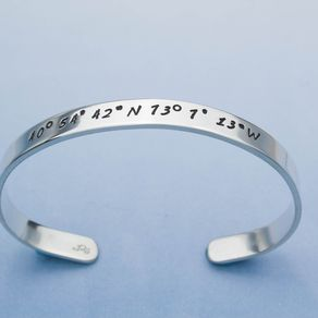 mothers product adjustable bracelet stack lifestyle custom jewelry code love bracelets morse day