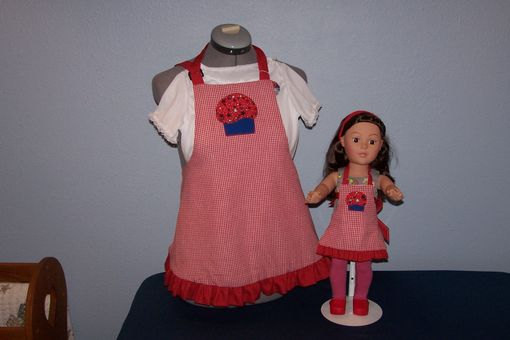 Custom Made Girl And Doll Apparel