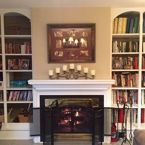 built in shelves living room. Adjustable Built In Shelving Custom Wall Units  Made TV