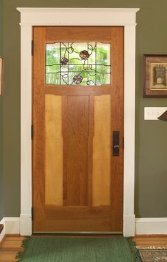 Custom Made Rose Door