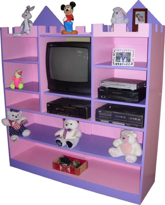 Handmade princess tv cabinet by wwbeds custom furniture - Made com meuble tv ...
