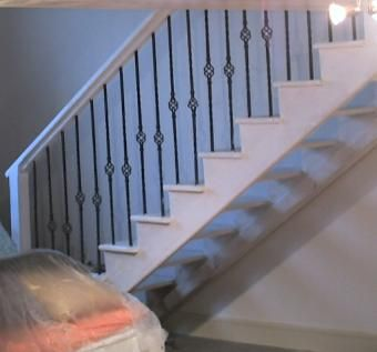 Custom Made Stairs To A Loft Or Other Special Place
