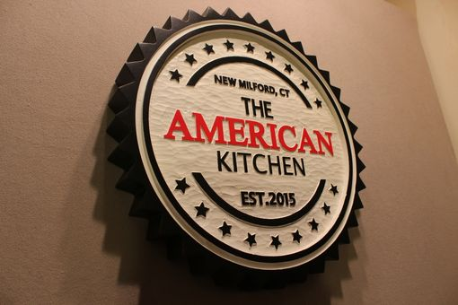 Custom Made Restaurant Signs | Bar Signs | Business Signs | Custom Carved Wooden Signs