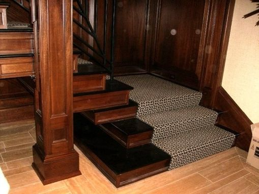 Custom Made Stairs