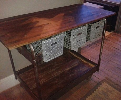 Custom Made Germantown Kitchen Cart/Island