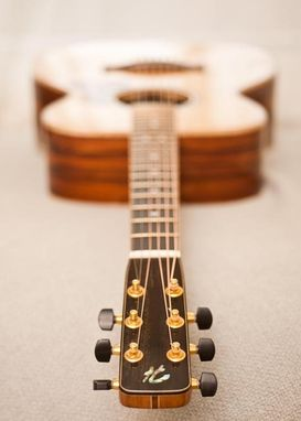 Custom Made Handmade Acoustic Guitar