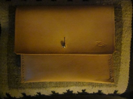 Custom Made Natural Leather Case