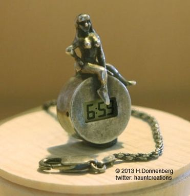 Custom Made Pocket Watch