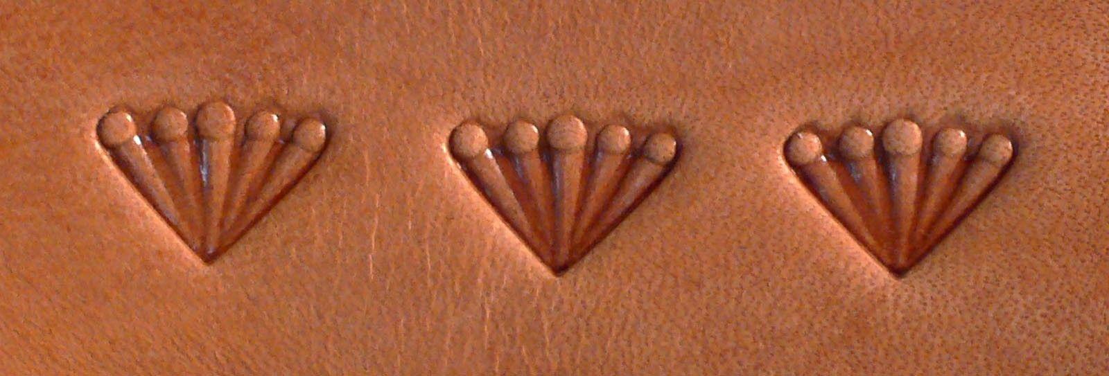 Custom Made Welker Handmade Leather Stamps W 160