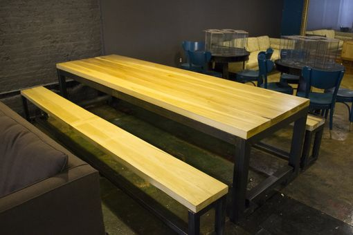 Custom Made Communal Cafe Table