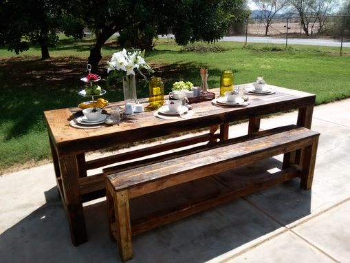 Custom Made Barn Table