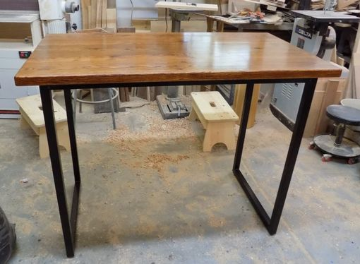 Custom Made Industrial Rustic Tables