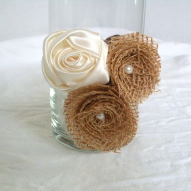 Custom Made Rustic Wedding Or Prom Wrist Corsage
