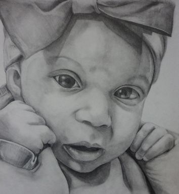 Custom Made Baby Portrait #1