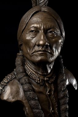 Custom Made Sitting Bull