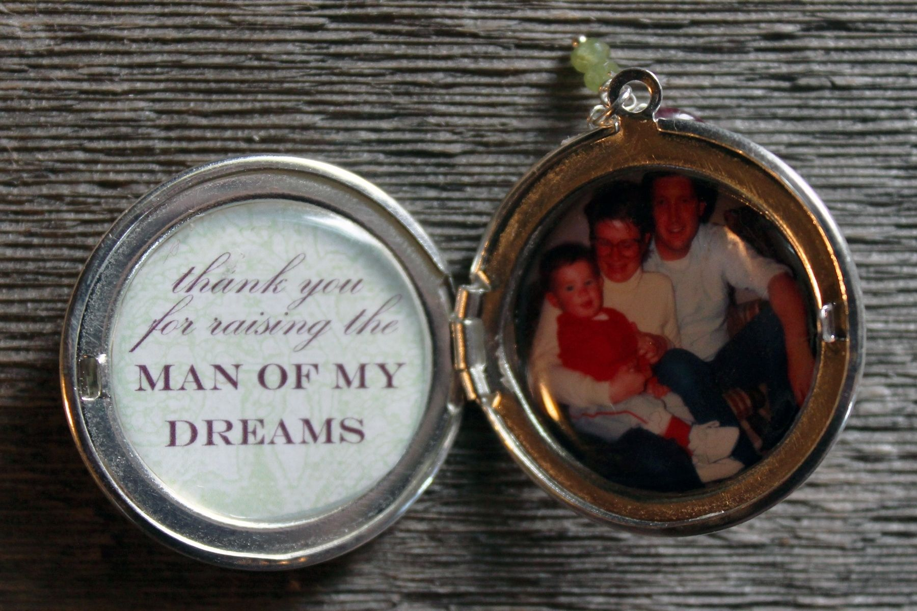 locket lockets custom necklace message secret photo pin