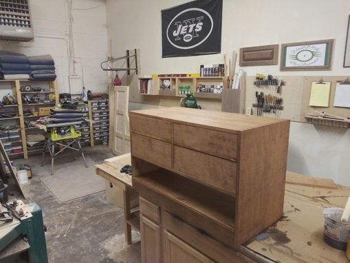 Custom Made Maple Nightstands