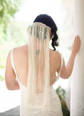 Custom Made Bridal Veils