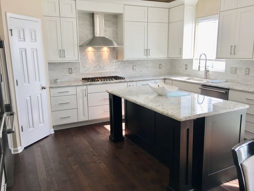 Custom Made Custom Kitchen Cabinetry