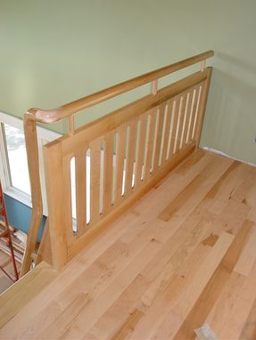 Custom Made Ship Ladder And Railing