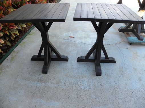 Custom Made Reclaimed Wood Tables
