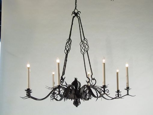 Custom Made Custom Chandelier