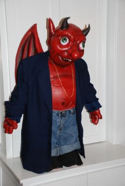 Custom Made Halloween Devil