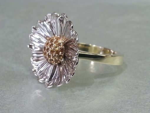 Custom Made Daisy Ring