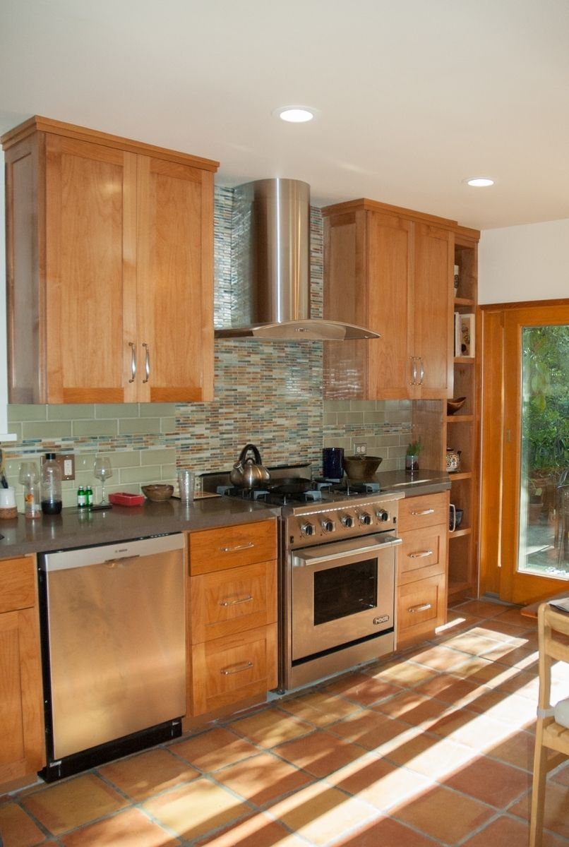Handmade Custom Kitchen Cabinets by SAWN Custom Woodwork ...