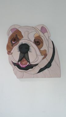 Custom Made Three Dimensional Pet Portraits