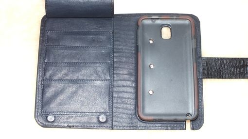 Custom Made Galaxy Note Wallet