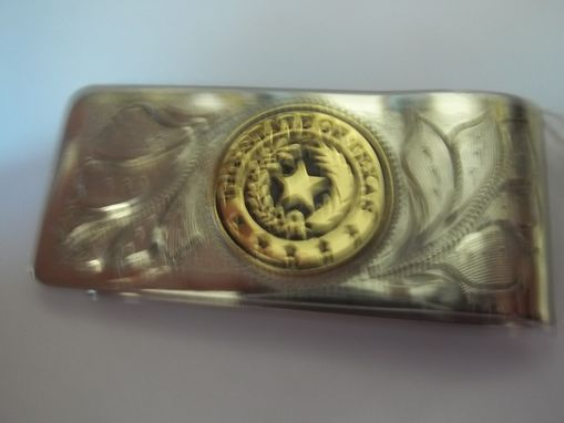 Custom Made Money Clips