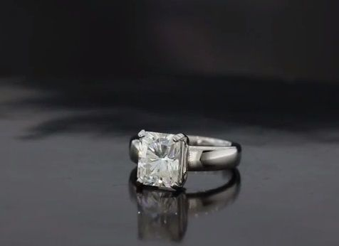 Custom Made Classic And Heavy Solitaire