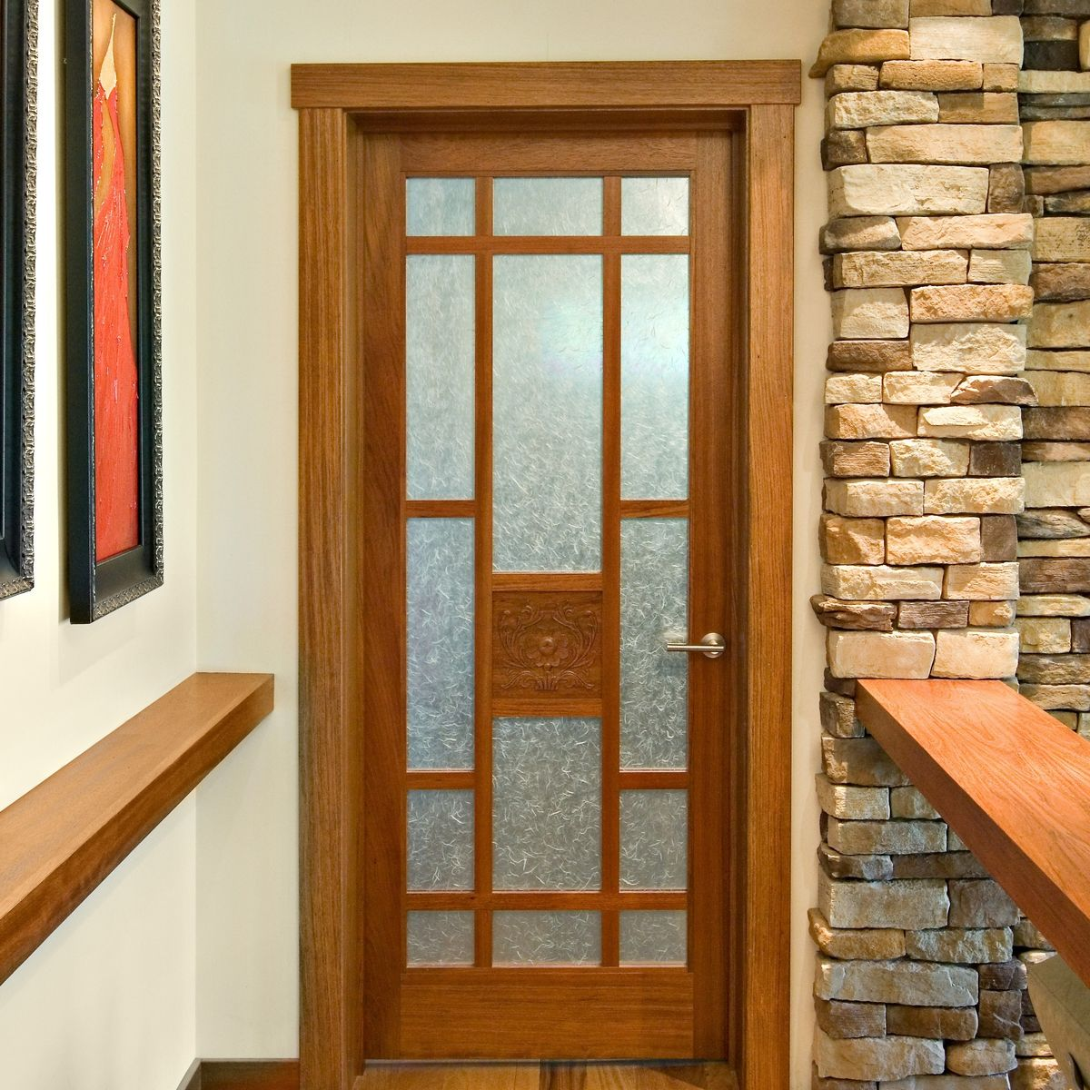 Handmade custom architectural interior doors by pegg for Unique interior door ideas