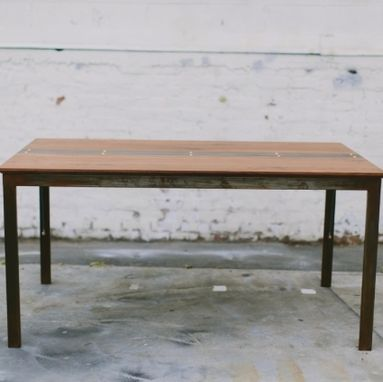 Custom Made East Village Collection: Pulley Table