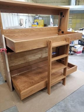 Custom Made Murphy Bunk Beds