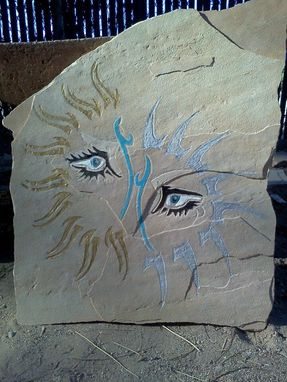 "Custom Made Excellent Home Decor, Artwork, ""2 Faced"""