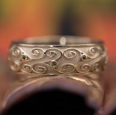 the custom experience - Wedding Ring Designs