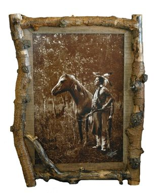 Custom Made Rustic Picture Frames